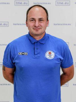 Piotr Wosik II trener